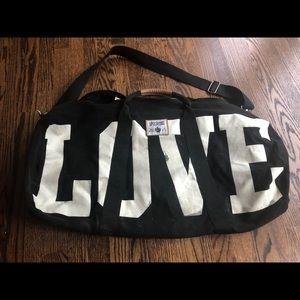 VS ▪️ black tote bag